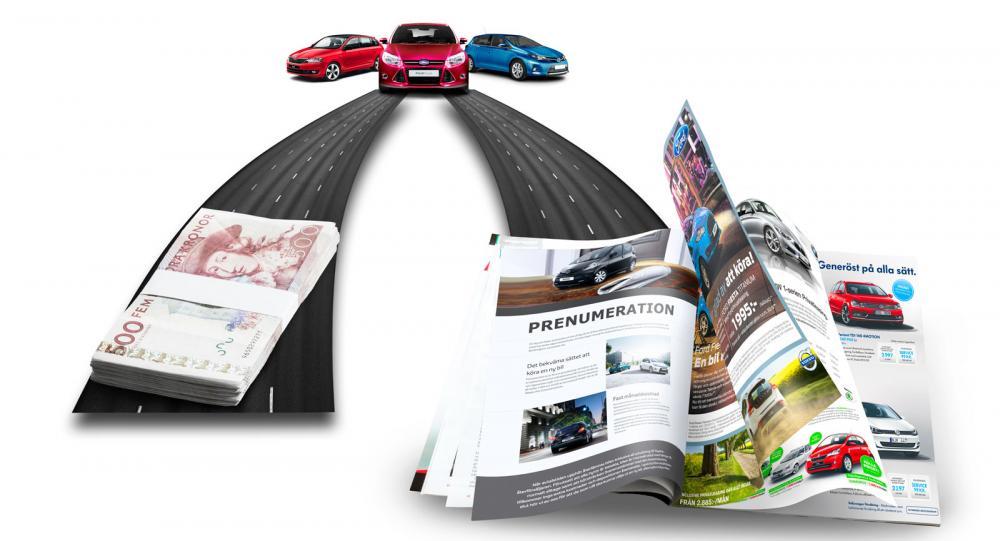 Allt fler bilföretag erbjuder privatleasing