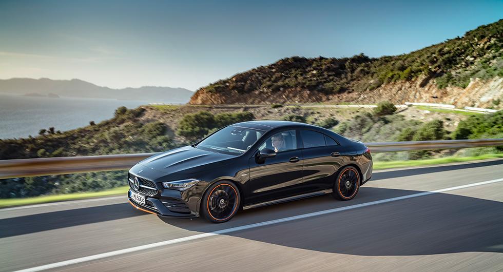 Här är nya Mercedes CLA