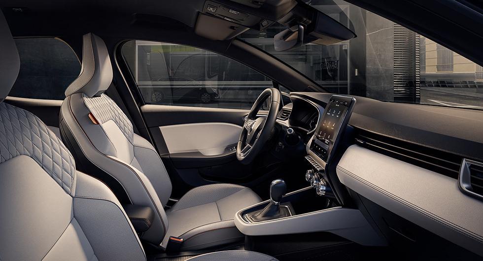 Clio satsar på kvalitet och elektrifiering