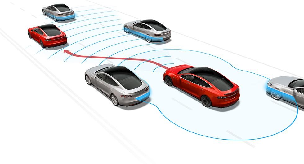 Transportstyrelsen stoppar inte Tesla