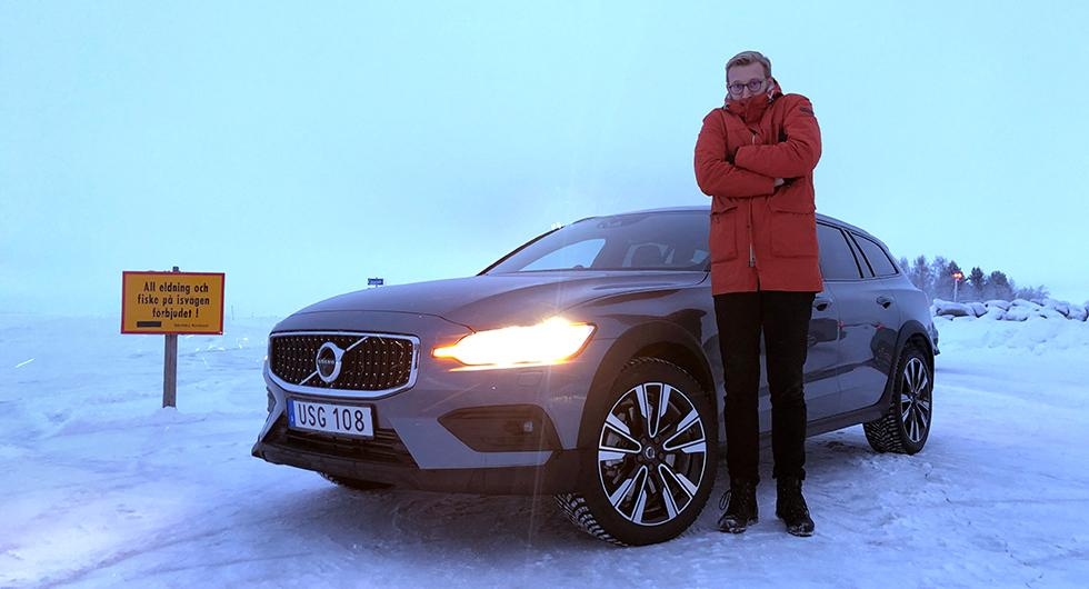 Volvo V60 Cross Country – rapport från provkörningen