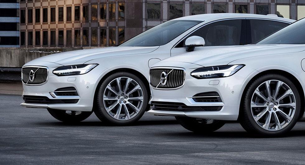 Volvo mest sålda märket 2018