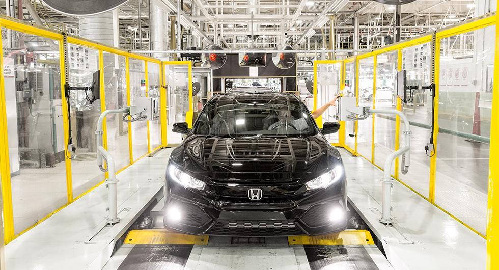Honda lägger ner fabrik – anledningen är elbilar