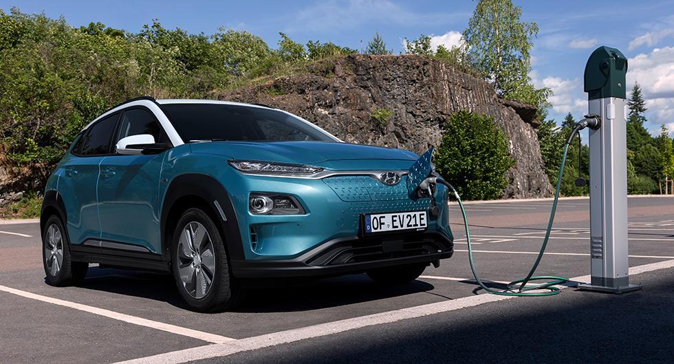 Priser på Hyundai Kona och Kona Electric
