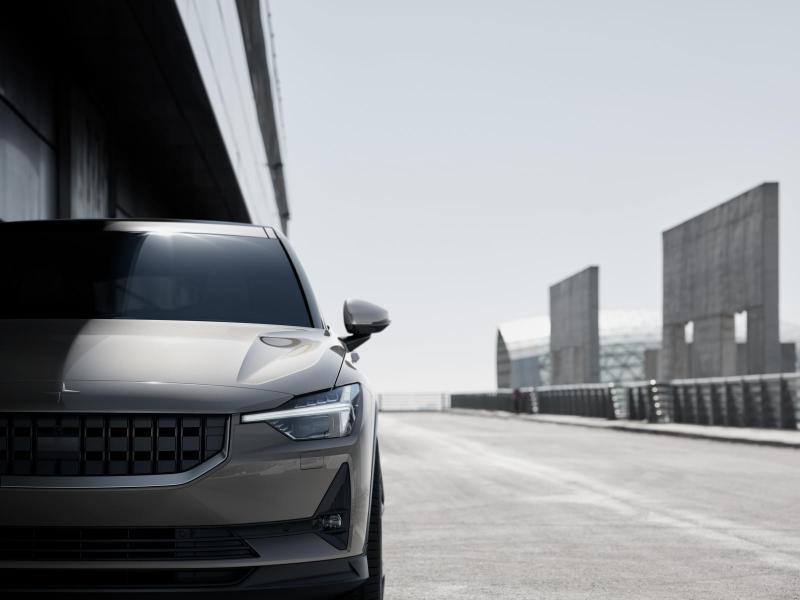 Polestar 2 – bilder och fakta om nya elbilen