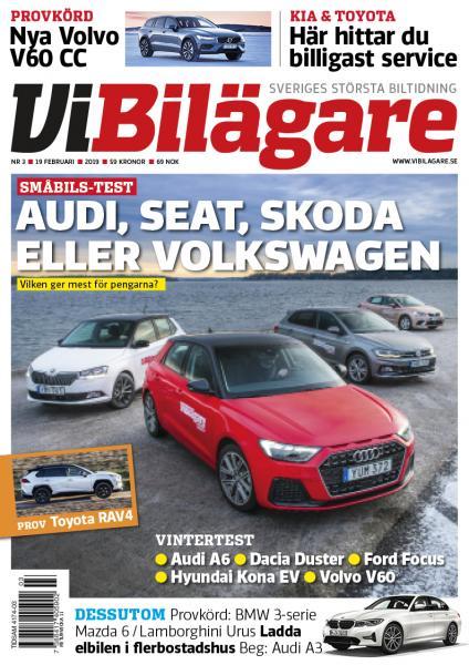 Vi Bilägare 03/2019 – nytt nummer