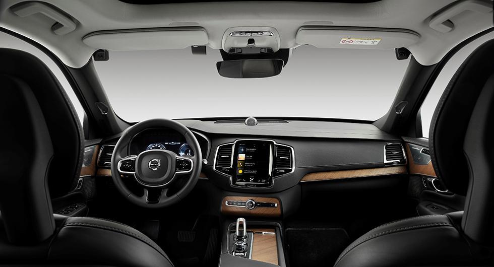 Volvo inför nykterhetskameror och valbara fartbegränsningar