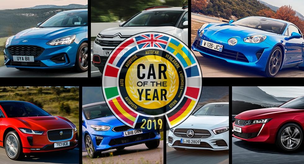 Vilken blir Årets Bil? Se resultatet live!