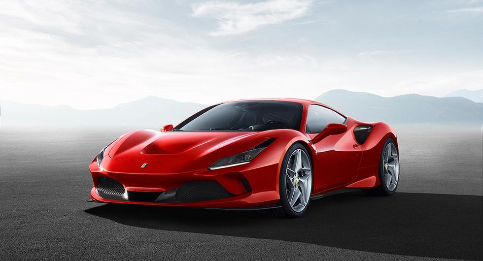 F8 Tributo – med Ferraris starkaste V8