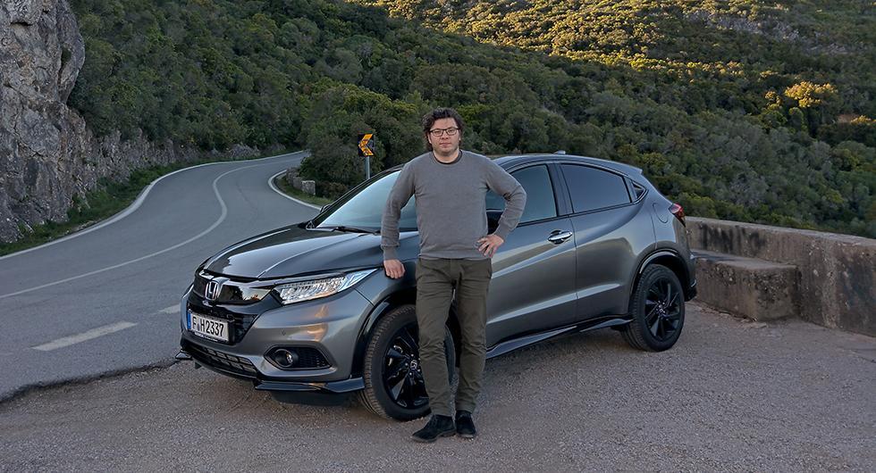 Honda HR-V – rapport från provkörningen