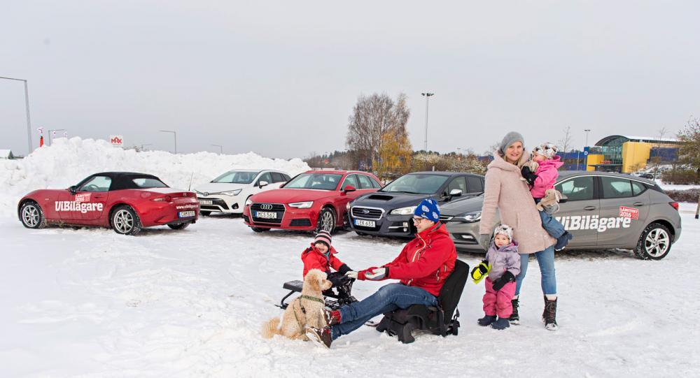 Hur och var åker barnen säkrast? Skyddande utrustning för de minsta är fortfarande ett sorgligt förbisett område av bilindustrin.
