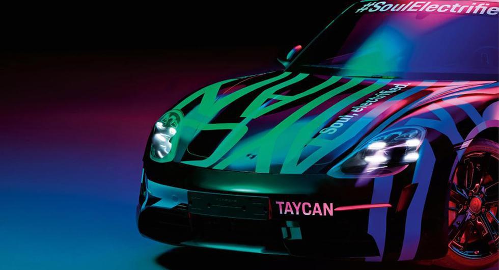 Fler bilder på Porsche Taycan