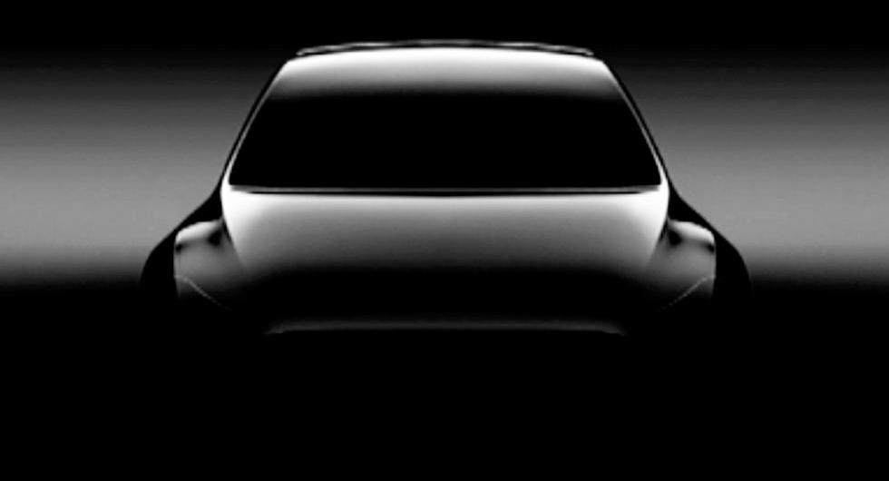 Tesla Model Y har premiär 14 mars