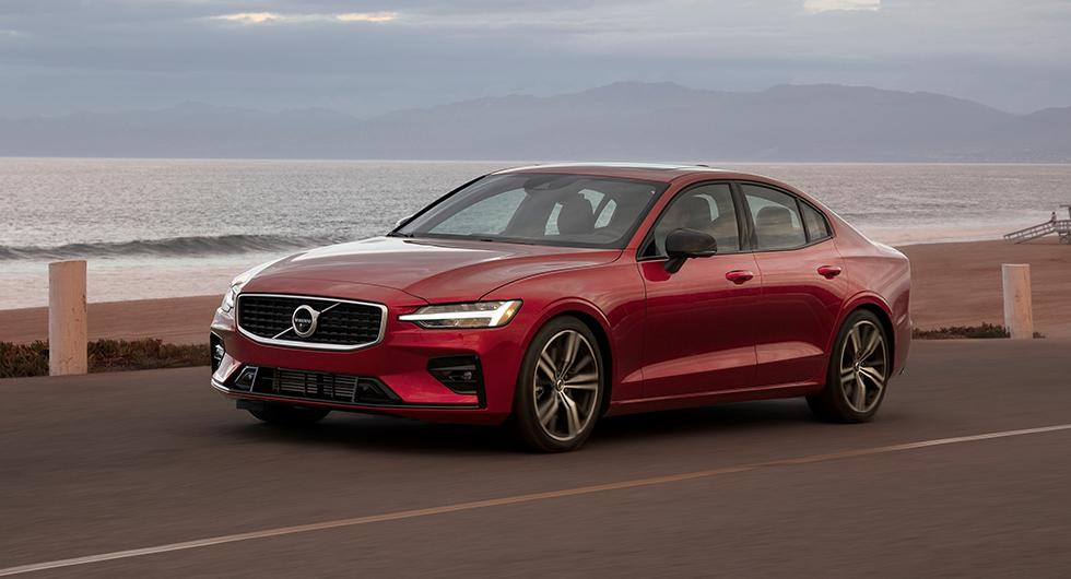 Volvo stryper toppfarten
