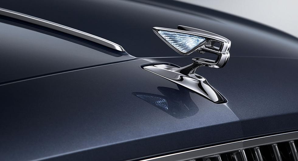 Bentley ger försmak av nästa Flying Spur