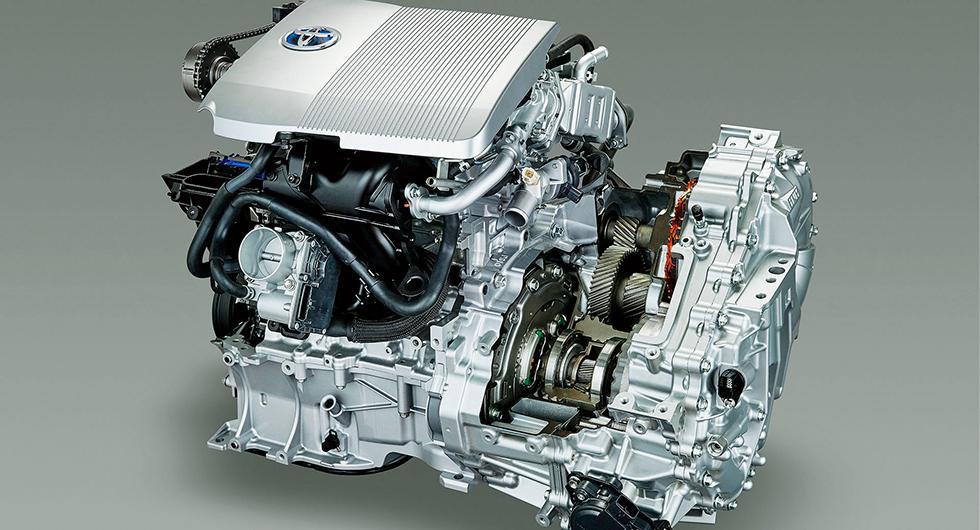 Toyota delar med sig av tusentals patent