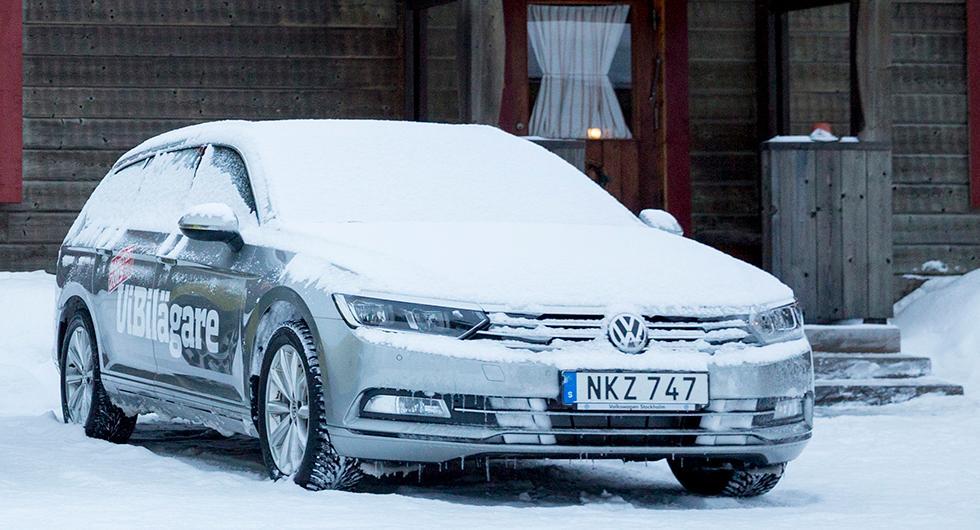 Bilfrågan: Spara bränsle med värmaren?