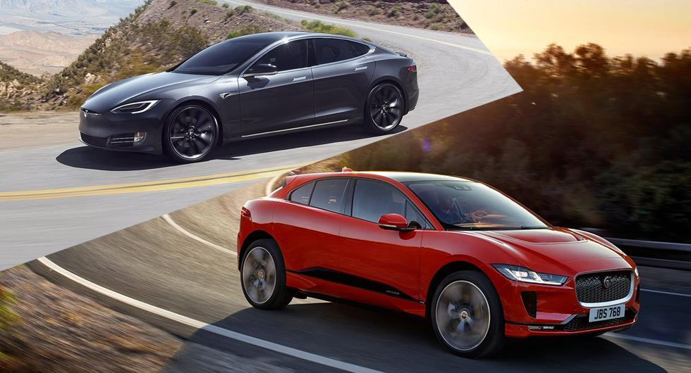 Jaguar klår Tesla i Årets Motor