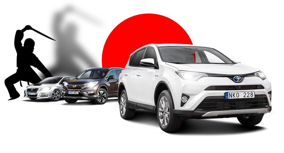 Japansk trippel i AutoIndex