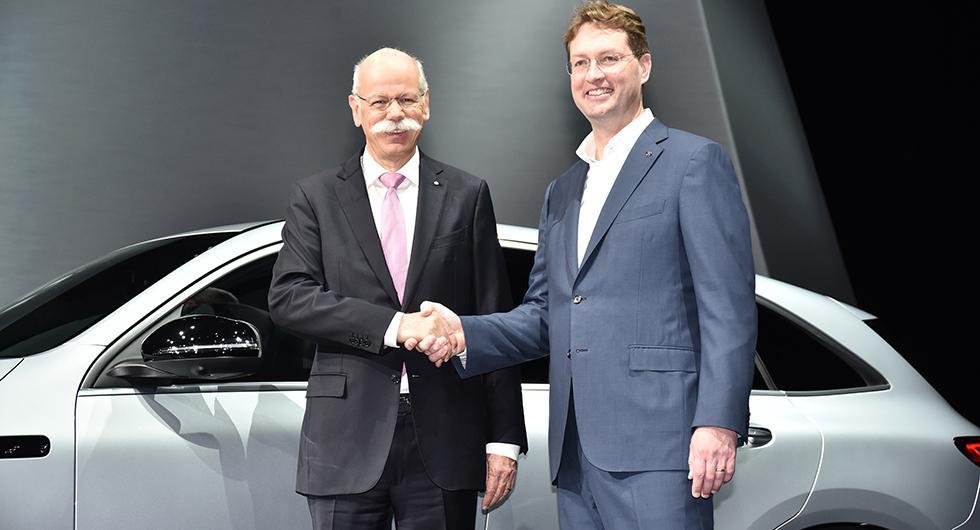 Nu tar svenske Ola över Mercedes