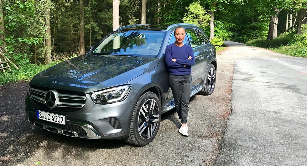 Mercedes GLC – rapport från provkörningen
