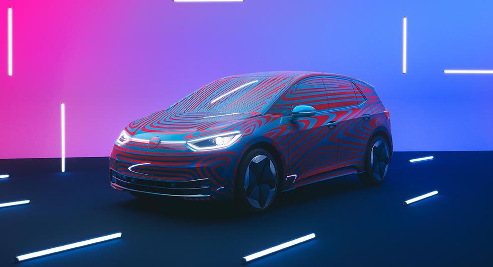 15.000 i kö för Volkswagens elbil