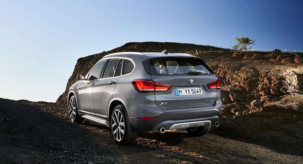 BMW X1 blir laddbar 2020