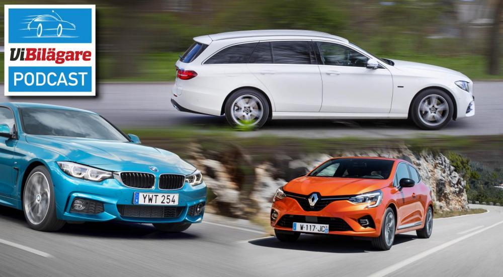Autoindex avslöjar bästa bilen! Dessutom har vi kört Renault Clio och Mercedes-Benz E-300 de laddhybrid.