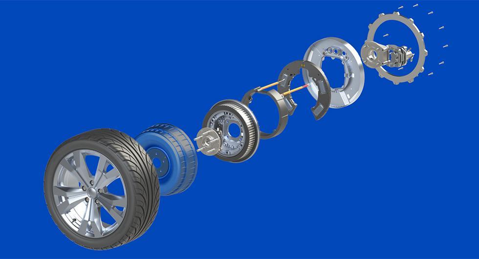 Hjulmotorföretag till Nevs