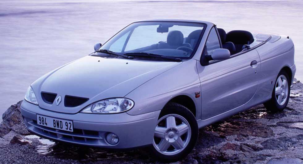 Renault Megane är populär.