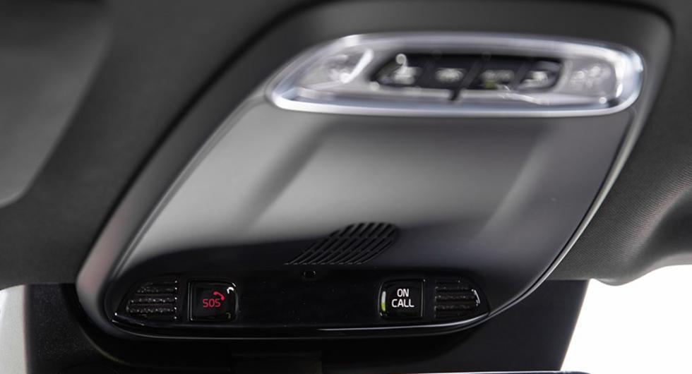 Volvo On Call standard 2020