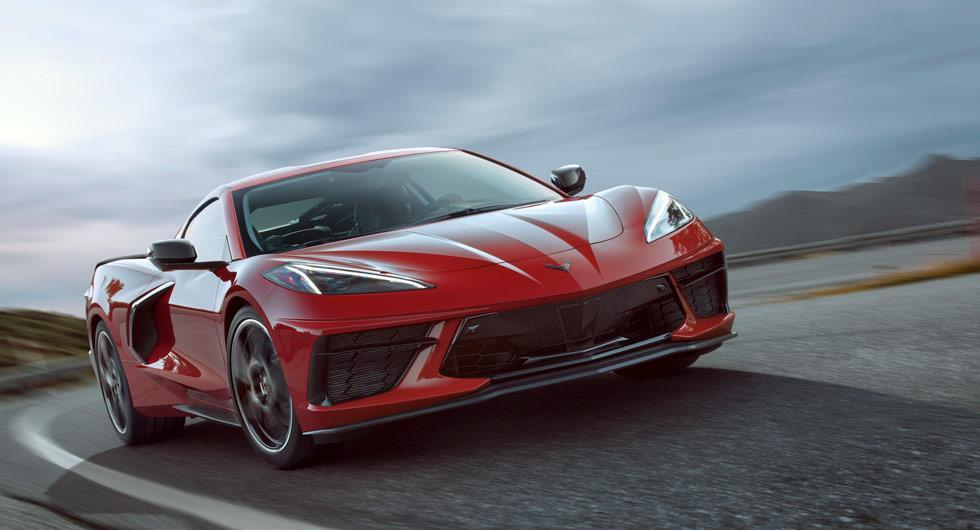Corvette C8 snart slutsåld