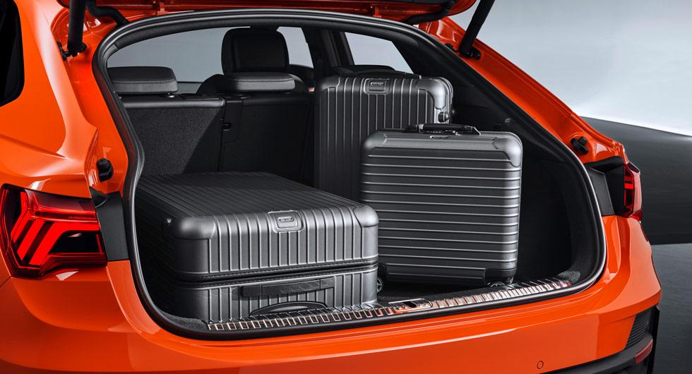Här är nya Audi Q3 Sportback