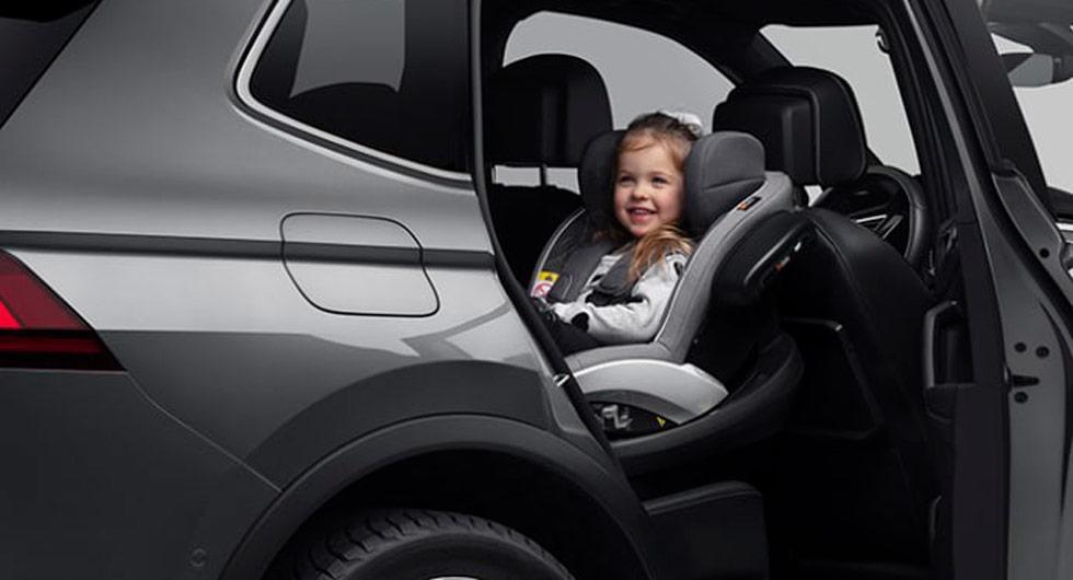 Många barn färdas osäkert i bilen