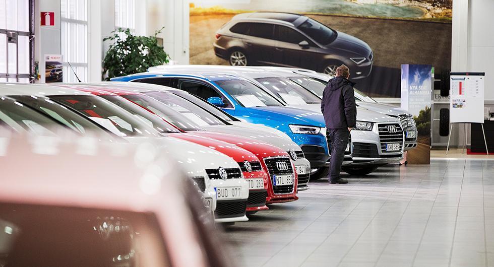 Var tredje svensk kan tänka sig att privatleasa en bil