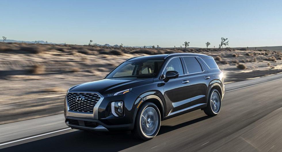 Hyundais SUV-modell Palisade säljer bra på hemmaplan och i USA.