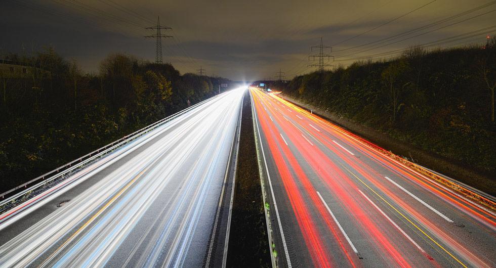 Ny motorväg ska gå mellan Kina och Europa