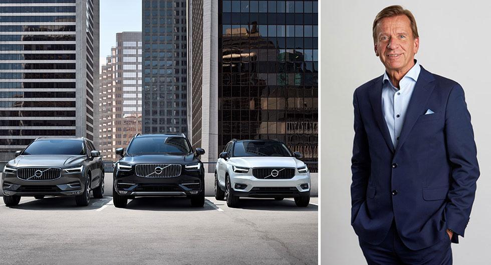 Volvo kan utveckla nya SUV-modeller