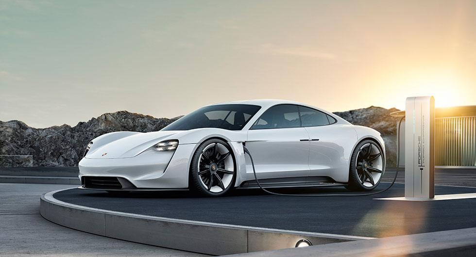 30 000 köar för Porsches elbil