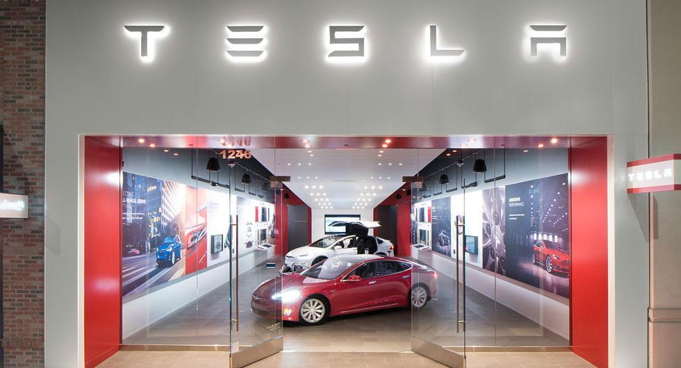 Nytt leveransrekord för Tesla