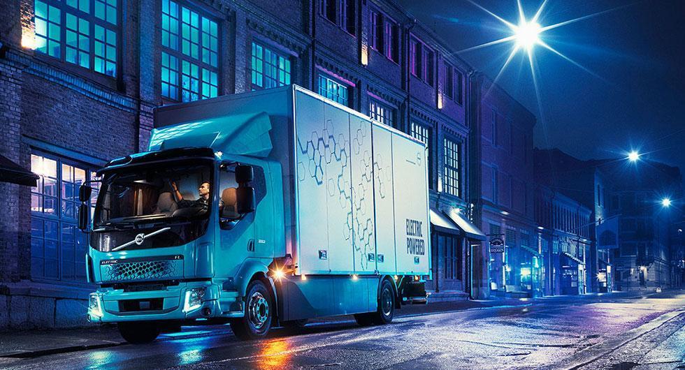 Volvo och Samsung i nytt samarbete