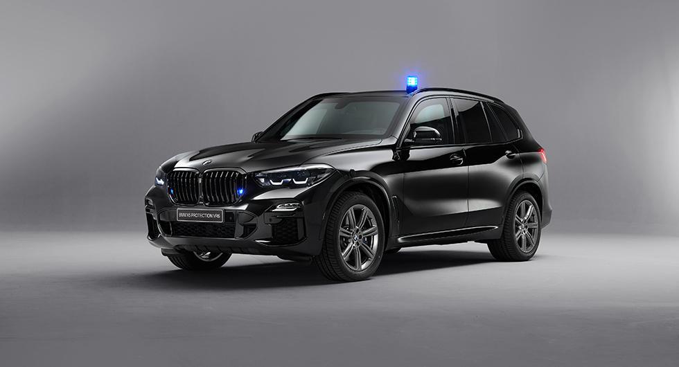 Bepansrad BMW X5