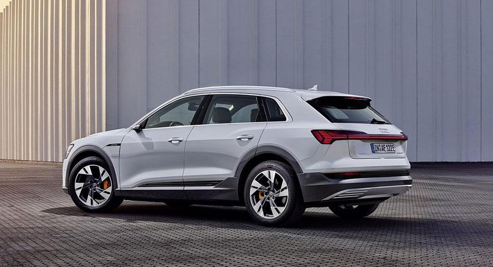 Här är Audis e-tron 50