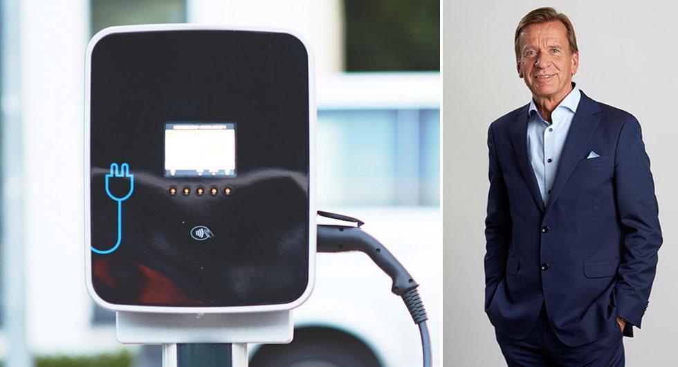 Volvo ska utbilda 20 000 inom elektrifiering