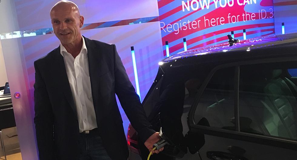 Volkswagen: nu utvecklar vi den sista förbränningsmotorn