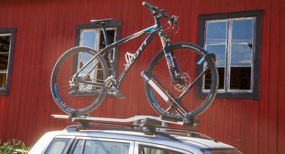 Test av 7 cykelhållare: Här är budgetalternativet du ska undvika