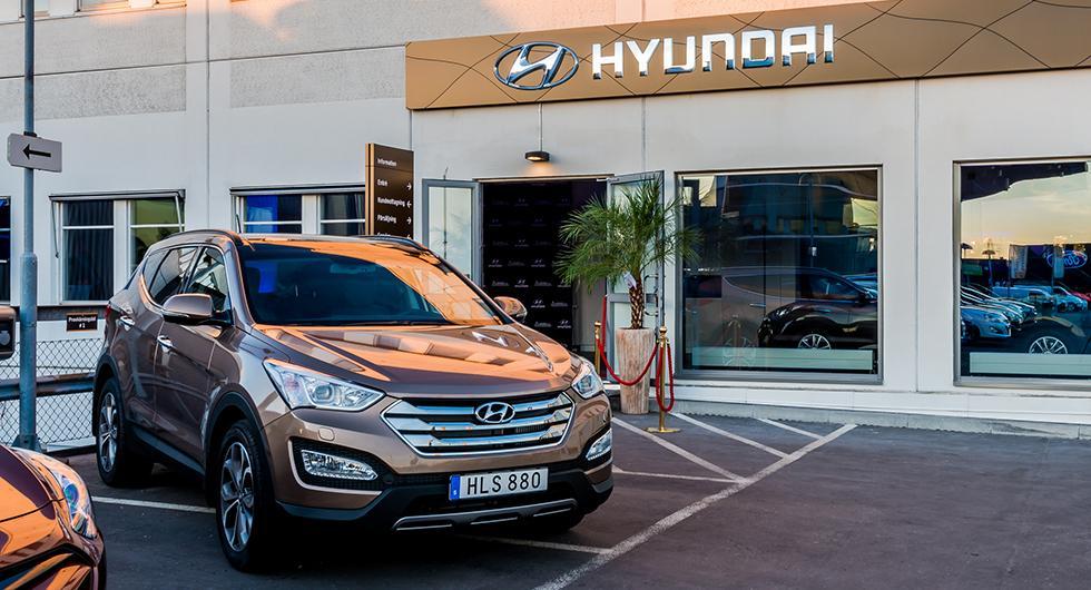 Bilfrågan: Hyundai borta i Västmanland