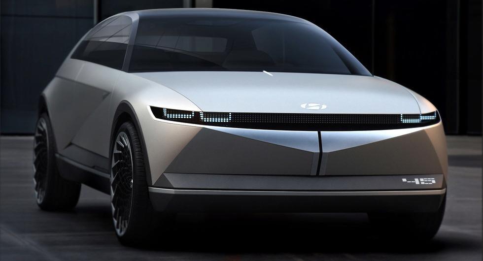 Så här ska Hyundais framtida elbilar se ut