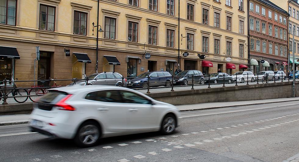 Stockholm får miljözon