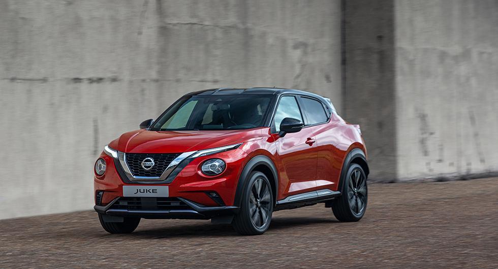 Nissan Juke har blivit större, lättare och smartare